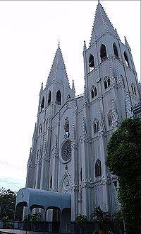 San Sebastian Basilica - Ceremony Sites - Plaza Del Carmenquiapo, Metro Manila, Philippines