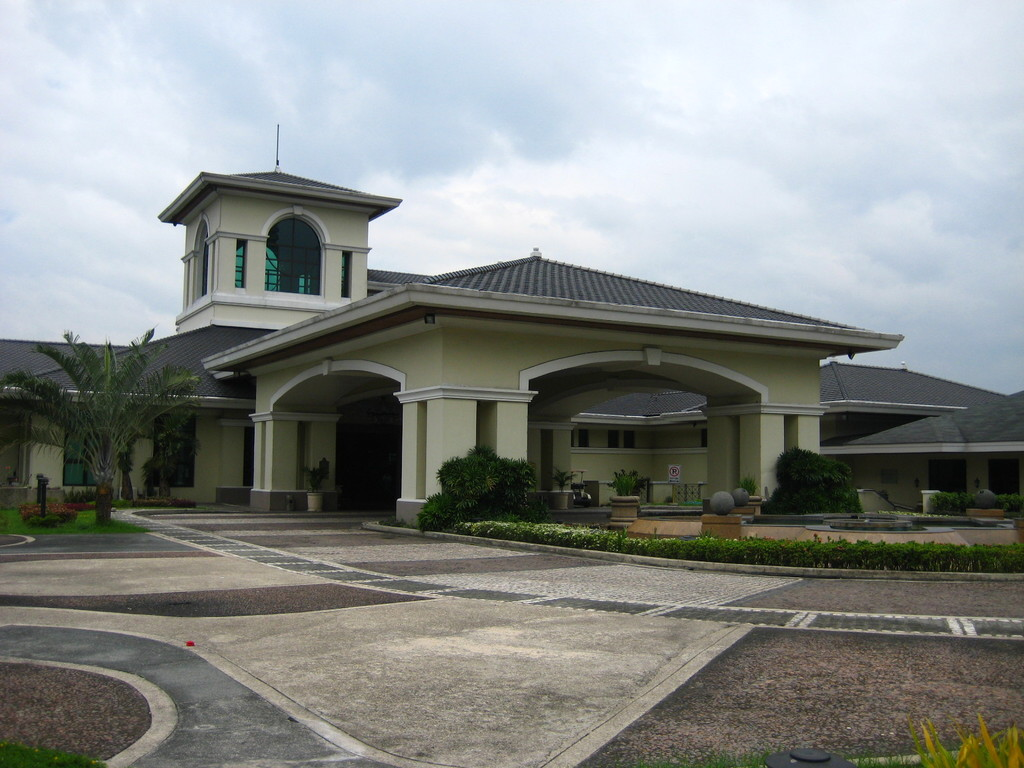 Wack-wack Golf & Country Club - Reception Sites - Wack-Wack Greenhills, Mandaluyong City, Metro Manila, Philippines