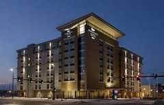 Homewood Suites by Hilton - Hotel - 1314 Cuming Street, Omaha, NE, 68102, USA