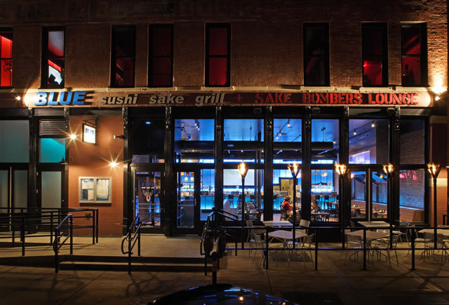Blue Sushi Sake Grill - Attractions/Entertainment, Restaurants - 416 S 12th St, Omaha, NE, 68102, US