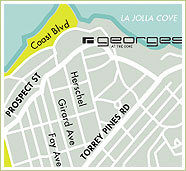 George's at the Cove - Restaurants, Reception Sites, Rehearsal Lunch/Dinner, Hotels/Accommodations - 1250 Prospect St., La Jolla, CA, 92037, US