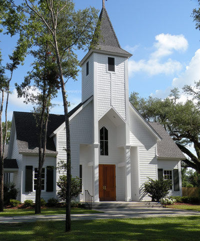 St. Mark's Episcopal Church - Ceremony Sites - 11322 E Taylor Rd, Gulfport, MS, 39503