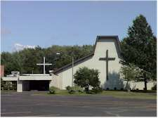 Fairview United Methodist Church - Ceremony Sites - 4601 Avonia Rd, Fairview, PA, 16415