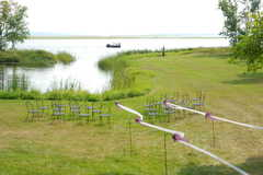 Hiawatha Beach Resort - Ceremony - 10940 Steamboat Loop NW, Walker, MN, 56484