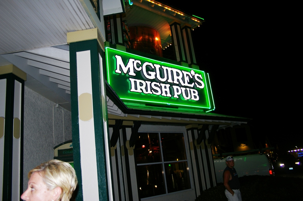 Mcguire's Irish Pub - Restaurants, Bars/Nightife, Attractions/Entertainment - 33 U.S. 98, Destin, FL, United States