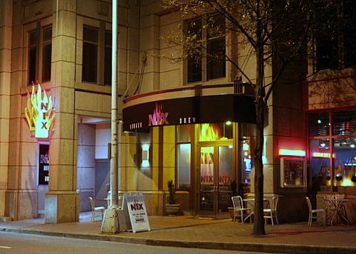 Nix Burgers & Brew - Restaurants - 210 N Tryon St, Charlotte, NC, 28202