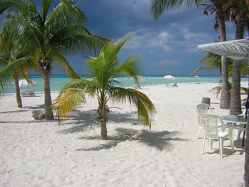 Playa Norte (north Beach), Isla Mujeres - Beaches - Isla Mujeres, Q Roo, Mexico