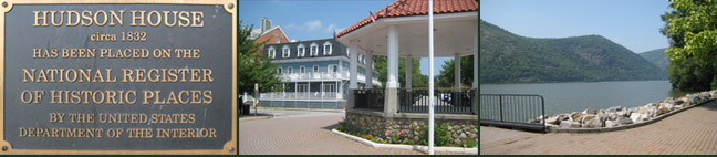 Hudson House - Hotels/Accommodations, Restaurants - 2 Main St, Cold Spring, NY, United States