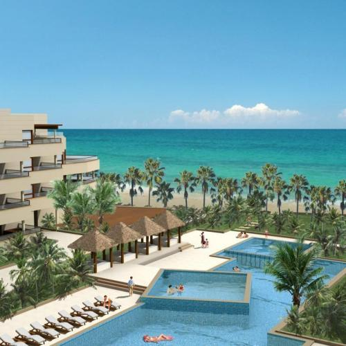 Host Hotel: Privilege Aluxes - Hotels/Accommodations - Avenida Adolfo Lopez Mateos SM001 MZA001 Lote 005, Isla Mujeres (Quintana Roo), Mexico
