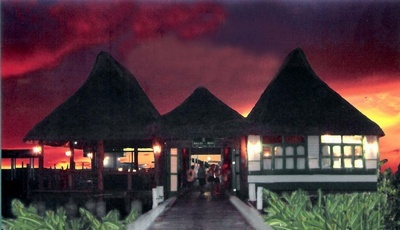 Welcome Reception: Bally Hoo Seaside Bar - Restaurants -