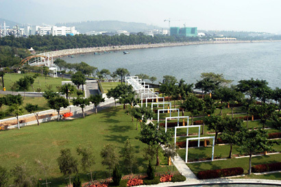 Tai Po Waterfront Park - Ceremony Sites -