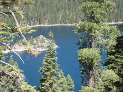 Emerald Bay - Attraction - Emerald Bay State Park, US