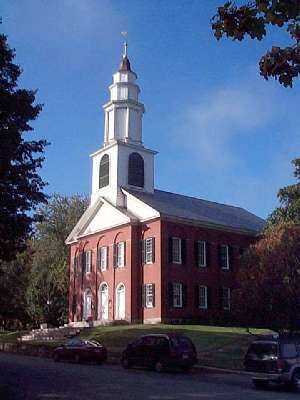 First Church Of Deerfield - Ceremony Sites - 71 Old Main St, Deerfield, MA, 01342