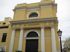 Hotel El Convento - Ceremony - 100 Cristo Street, San Juan, PR, 00901