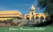 Folsom Premium Outlets - Shopping, Attractions/Entertainment - 13000 Folsom Boulevard #309, Folsom, CA, United States