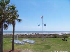 The Citadel Beach House - Ceremony - 171 Moultrie Street, Charleston, SC, 29409