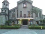 Holy Family Parish - Ceremony Sites - 29 CRM Dulce, corner CRM Avenue, Las Piñas, National Capital Region, Philippines