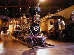California State Railroad Museum - Attraction - 111 I St, Sacramento, CA, United States