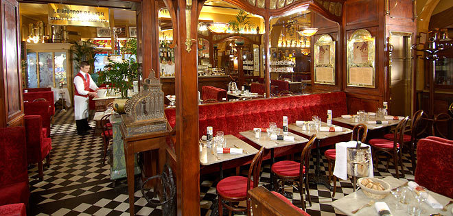 Welcome Dinner - Welcome Sites - Le Bistrot de Lyon, 64, Rue Mercière, Lyon, France