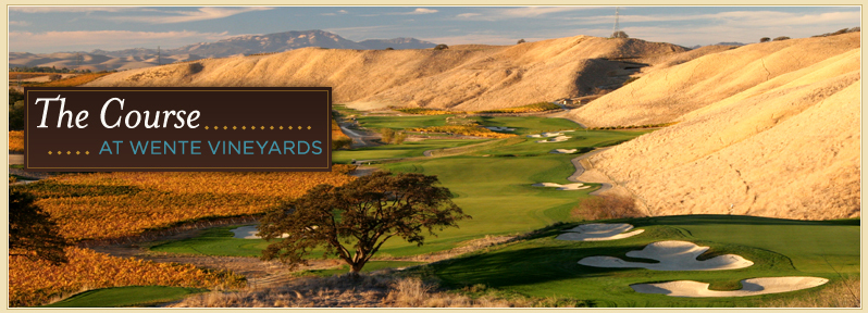 Wente Golf Course - Golf Courses, Wineries - 5050 Arroyo Rd, Livermore, CA, 94550