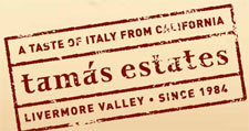 Tamas Estates - Winery - 5489 Tesla Rd, Livermore, CA, 94550