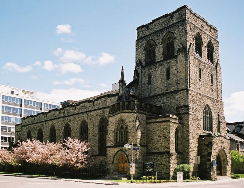 Knox Presbyterian Church - Ceremony Sites - 227 Elgin Street, Ottawa, ON