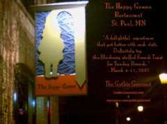 Happy Gnome - Restaurant - 498 Selby Avenue, St Paul, MN, United States