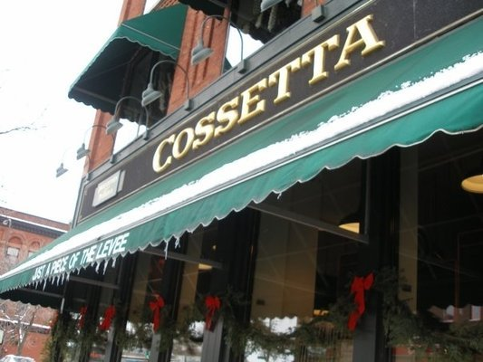 Cossetta Italian Market-pizzeria - Restaurants - 211 7th St W, St Paul, MN, United States