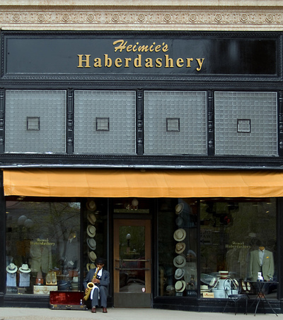 Heimie's Haberdashery Inc - Attractions/Entertainment, Shopping - 400 St Peter St N, St Paul, MN, 55102