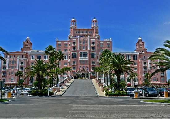 The Don Cesar Beach Resort - Ceremony Sites, Welcome Sites, Reception Sites - Don Cesar, St Pete Beach, FL, St Pete Beach, Florida, US