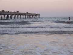 Jacksonville Beach - Attraction - Jacksonville Beach, FL, Jacksonville Beach, Florida, US
