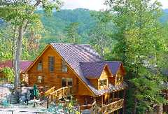 Mountain Shadows Resort Cabins - Reception - 1625 Hidden Hills Rd, Gatlinburg, TN, 37738
