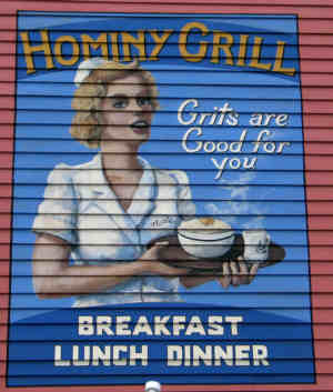 Hominy Grill - Restaurants, Attractions/Entertainment - 207 Rutledge Ave, Charleston, SC, United States