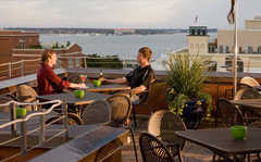 Library Restaurant & Rooftop at the Vendue Inn - Restaurant - 23 Vendue Range, Charleston, SC, United States