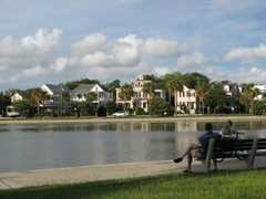 Colonial Lake - Attraction - 46 Ashley Ave, Charleston, SC, 29401