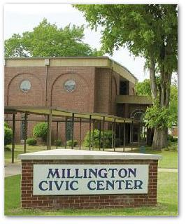 Millington Civic Center - Ceremony Sites - 8077 Wilkinsville Rd, Millington, TN, 38053