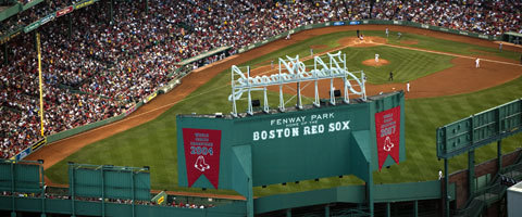 Fenway Park - Attractions/Entertainment, Parks/Recreation, Reception Sites, Ceremony Sites - 4 Yawkey Way, Boston, MA, 02215, US