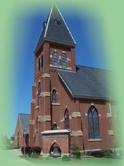 Saint Michael Catholic Church - Ceremony Sites - 85 N High St, Greenville, PA, 16125