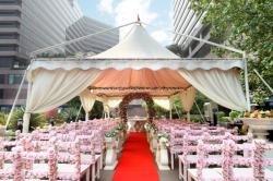 伊甸園--新世界中心海景戶外禮堂hall 12 - Ceremony Sites -