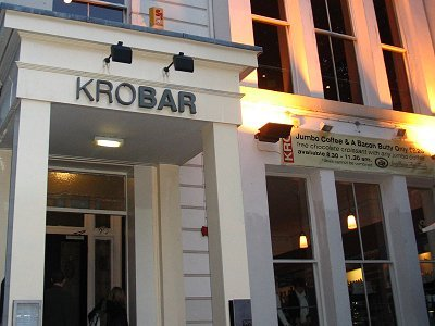 Celebration Venue – Kro Bar - Ceremony Sites - 325 Oxford Road, Manchester, M13 9PG