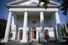St. John's Lutheran Church - Church - 5 Clifford St, at Archdale, Charleston, SC, 29401