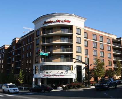 Hampton Inn - Hotels/Accommodations - 310 4th Ave S, Nashville, TN, 37201