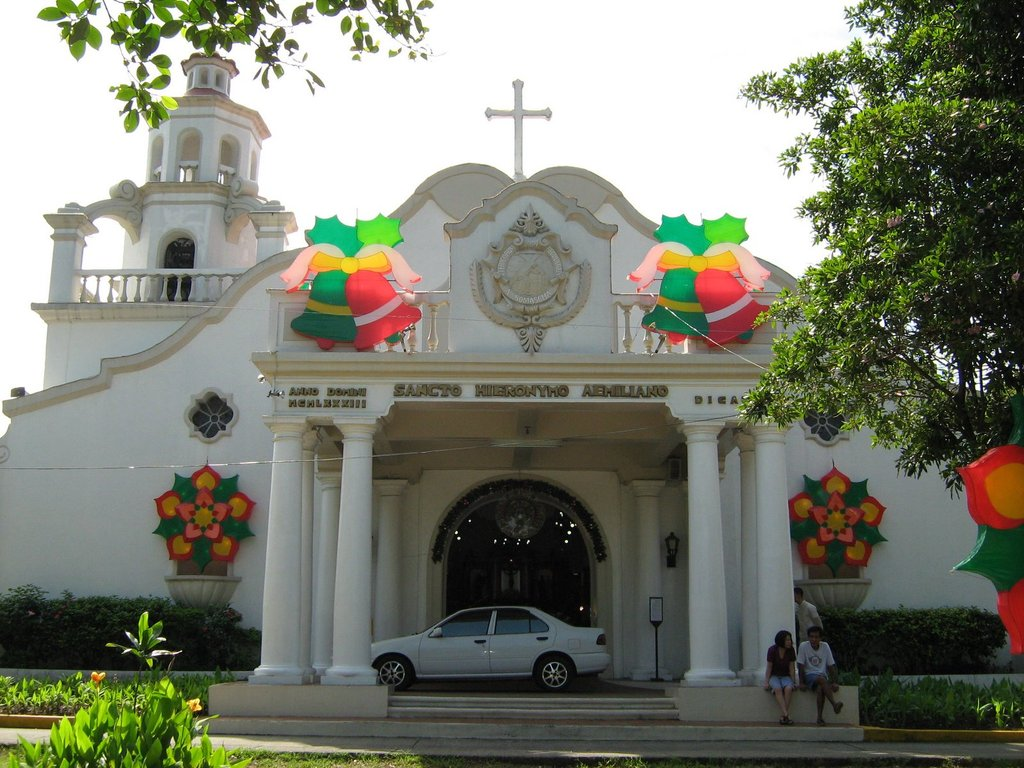 St. Jerome Emiliani Church - Ceremony Sites - Ayala Alabang, Muntinlupa City, Metro Manila, Philippines