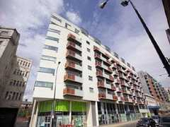 Blue Rainbow Apartments - Hotel - The Lock Bldg, 41 Whitworth St W, Manchester, Lancashire, M1 5NZ, United Kingdom