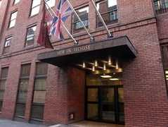 Manchester Registry Office - Wedding Ceremony - Heron House , 47 Lloyd Street, Manchester, M2 5LE