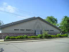 Most Holy Trinity Activity Center - Reception - 11159 W Kent St, Fowler, MI, 48835, US
