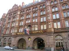 The Midland Hotel - Hotel - Peter St, Manchester, England, M60 2, GB