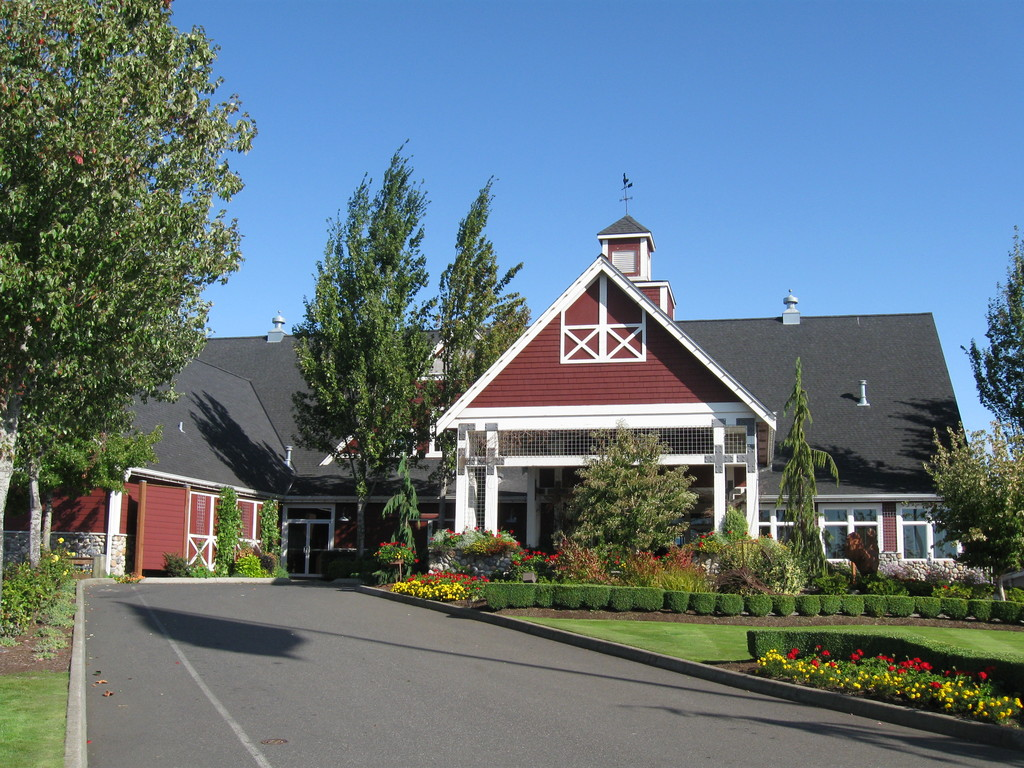 Homestead Farms Golf Resort - Reception Sites, Hotels/Accommodations - 115 E Homestead Blvd, Lynden, WA, United States