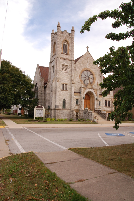 St. Johns Lutheran Church Pc - Ceremony Sites - 207 Adams St, Port Clinton, OH, 43452