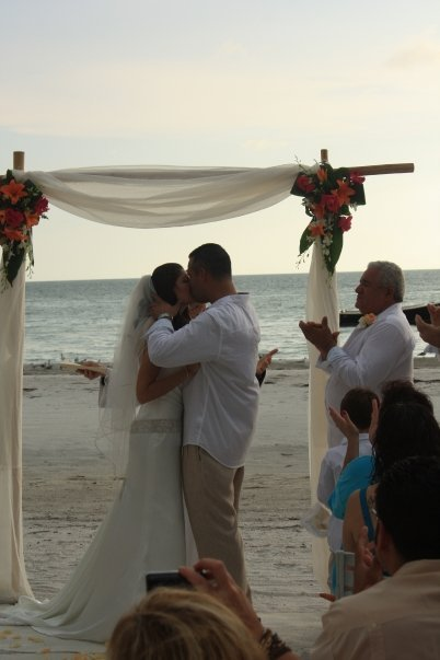 Sunset Ceremony On The Beach - Ceremony Sites - 301 Gulf of Mexico Drive, Longboat Key, FL, 34228, USA